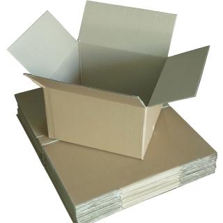 Scatola di Cartone  Imballi  IMBALLAGGIO TRASLOCO SCATOLONI 40x40x40 pezzi 1